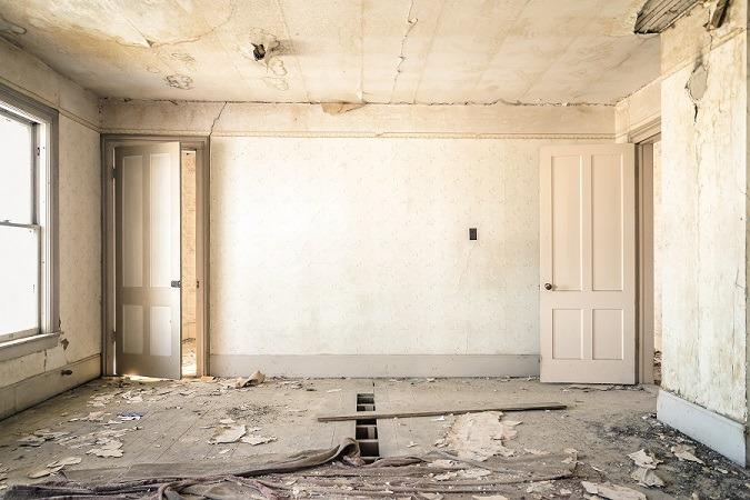 uuden kodin täysremontti alkaa pienellä kulutusluotolla vauhdikkaasti