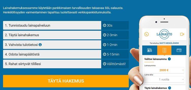 Ei lännen nopein, mutta ainakin Suomen nopein.