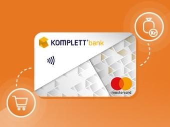 Komplett Bankin Mastercard on sen pistejärjestelmän ansiosta ja muiden ominaisuuksien takia erinomainen valinta, jos etsit luottokorttia sekä siitä on oikeastaan tähän mennessä vain hyviä kokemuksia
